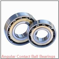 0.394 Inch | 10 Millimeter x 1.181 Inch | 30 Millimeter x 0.563 Inch | 14.3 Millimeter  SKF 3200 A-2RS1TN9/C3  Angular Contact Ball Bearings