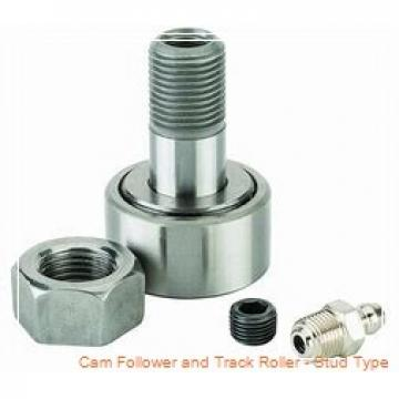 30 mm x 90 mm x 100 mm  SKF NUKR 90 XA  Cam Follower and Track Roller - Stud Type