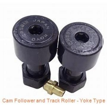 INA LR5201-2Z-TVH  Cam Follower and Track Roller - Yoke Type