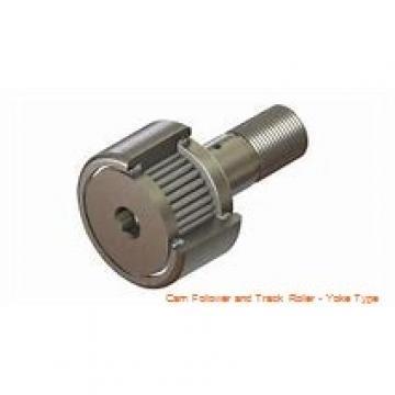 IKO NURT17-1R  Cam Follower and Track Roller - Yoke Type