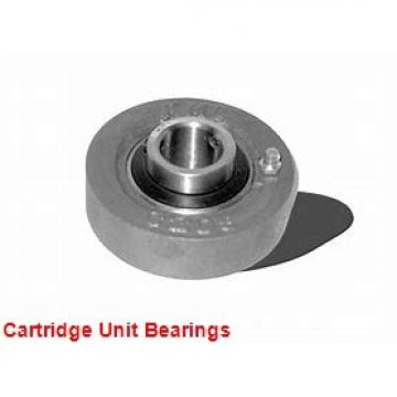 QM INDUSTRIES QMMC34J607SO  Cartridge Unit Bearings