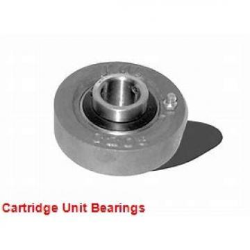 QM INDUSTRIES QVVMC20V307SC  Cartridge Unit Bearings