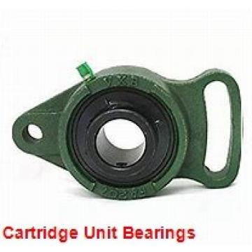 QM INDUSTRIES QMMC13J207SO  Cartridge Unit Bearings
