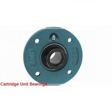 QM INDUSTRIES QVVMC17V215SEC  Cartridge Unit Bearings