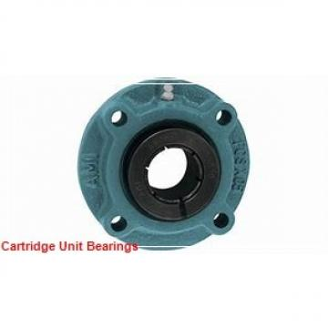 QM INDUSTRIES QVMC20V085SO  Cartridge Unit Bearings