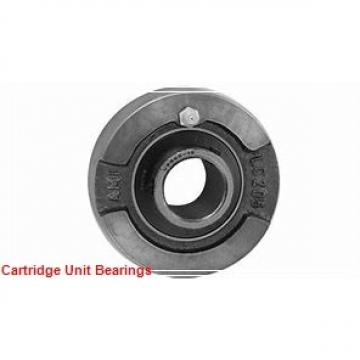 QM INDUSTRIES QVVMC15V207SEN  Cartridge Unit Bearings
