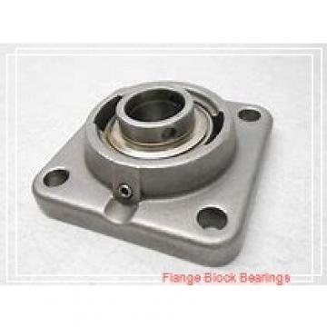 LINK BELT KFXS2M25D  Flange Block Bearings