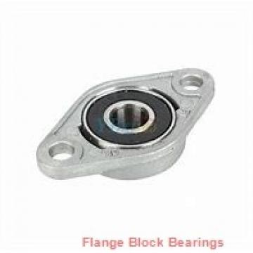 LINK BELT FX3W223EK75  Flange Block Bearings