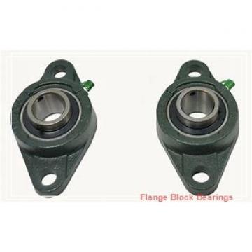 LINK BELT FCB22663H  Flange Block Bearings