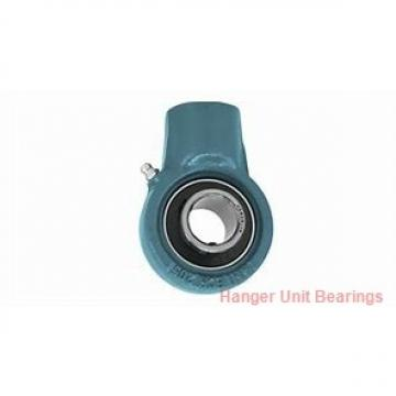 AMI UCHPL207MZ2RFW  Hanger Unit Bearings