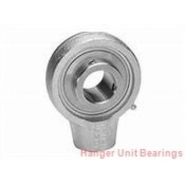 AMI UCHPL201-8MZ20B  Hanger Unit Bearings