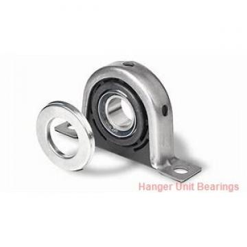 AMI UCHPL202-10MZ2W  Hanger Unit Bearings