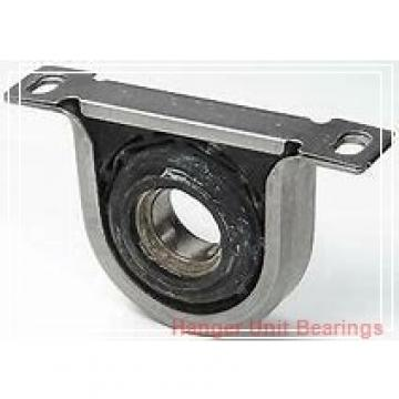 AMI UCHPL207-22MZ20B  Hanger Unit Bearings