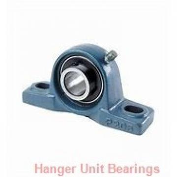 AMI UCHPL206MZ2W  Hanger Unit Bearings