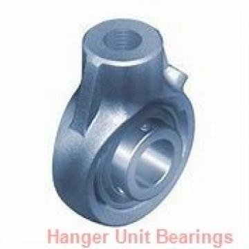 AMI UCHPL202MZ2RFW  Hanger Unit Bearings