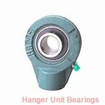 AMI UCHPL206-17MZ2W  Hanger Unit Bearings