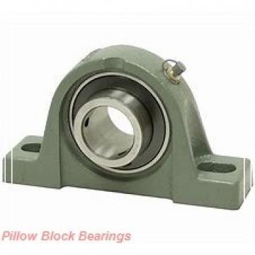 3.438 Inch | 87.325 Millimeter x 0 Inch | 0 Millimeter x 4.5 Inch | 114.3 Millimeter  LINK BELT PELB6855FR  Pillow Block Bearings