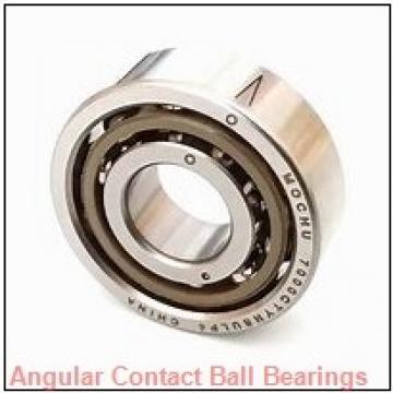 2.165 Inch | 55 Millimeter x 4.724 Inch | 120 Millimeter x 1.937 Inch | 49.2 Millimeter  TIMKEN 5311WGBR  Angular Contact Ball Bearings