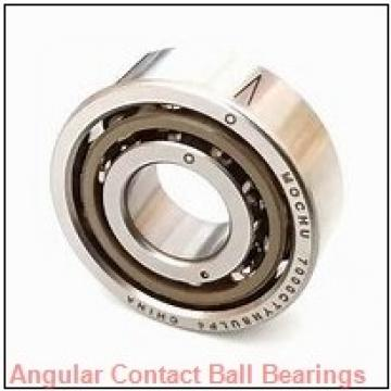 55 mm x 120 mm x 29 mm  TIMKEN 7311WN  Angular Contact Ball Bearings