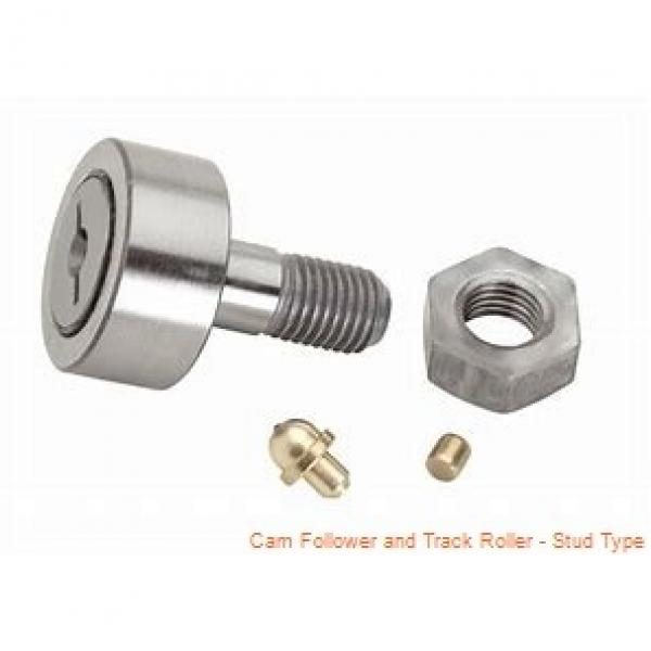 MCGILL CFE 9/16 SB  Cam Follower and Track Roller - Stud Type #1 image