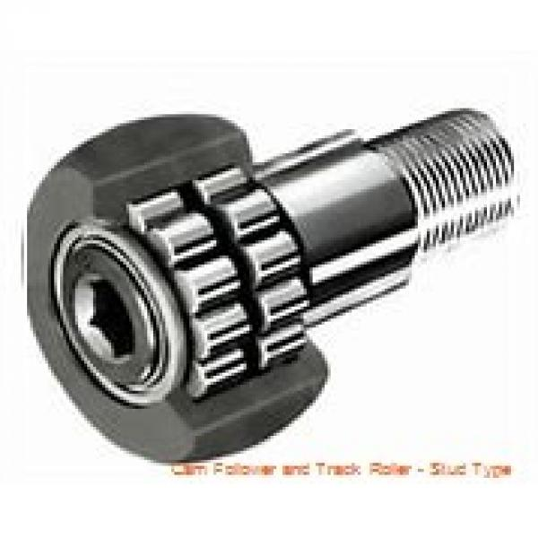 IKO CF10-1UUR  Cam Follower and Track Roller - Stud Type #1 image
