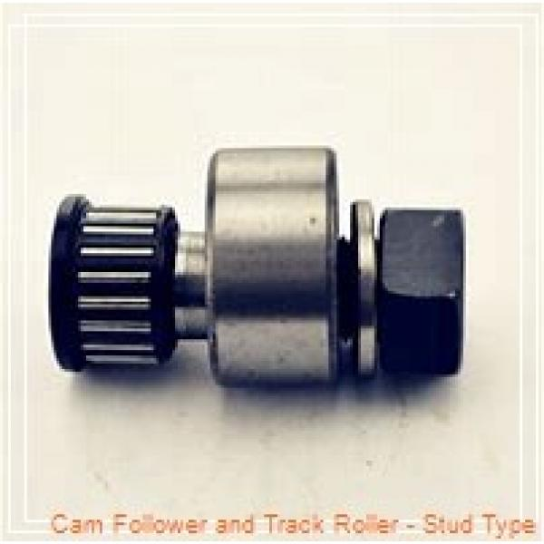 16 mm x 35 mm x 52 mm  SKF NUKR 35 A  Cam Follower and Track Roller - Stud Type #2 image