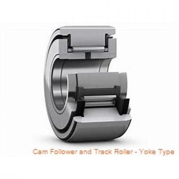 IKO CRY16VUUR  Cam Follower and Track Roller - Yoke Type #1 image