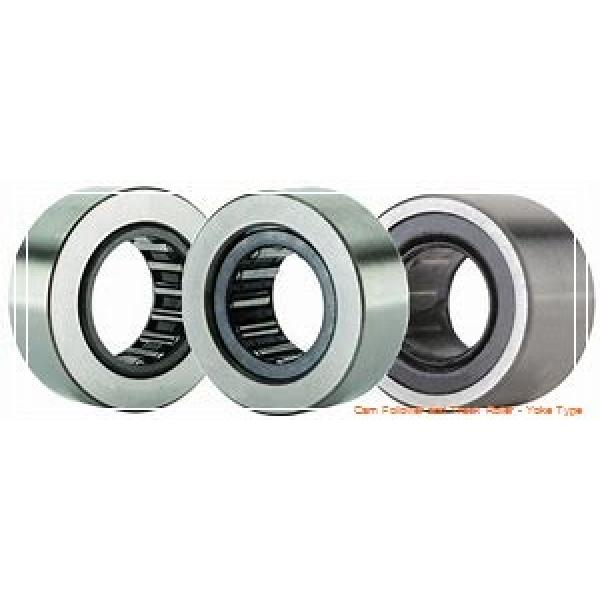 RBC BEARINGS CY 60 L  Cam Follower and Track Roller - Yoke Type #1 image