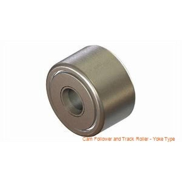 IKO NURT20-1R  Cam Follower and Track Roller - Yoke Type #1 image
