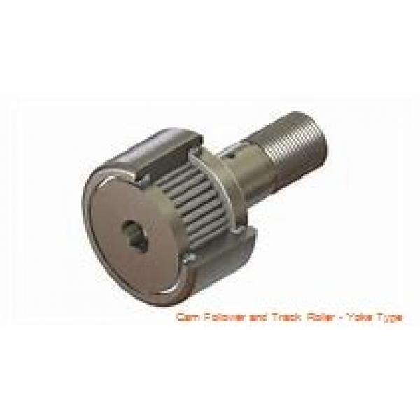 INA NATR20-PP  Cam Follower and Track Roller - Yoke Type #1 image