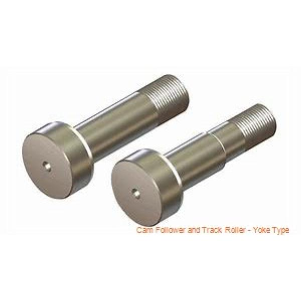IKO CRY22VUUR  Cam Follower and Track Roller - Yoke Type #1 image