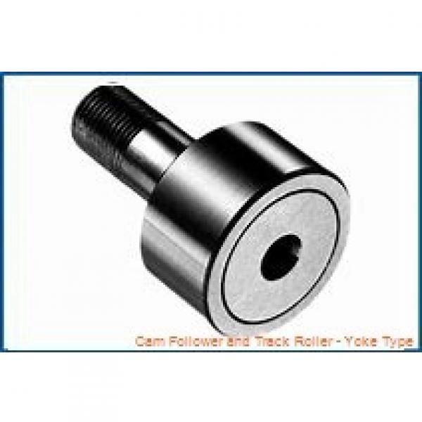 INA LFR5207-30-2Z  Cam Follower and Track Roller - Yoke Type #1 image