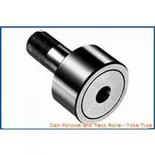 INA STO25  Cam Follower and Track Roller - Yoke Type #1 image