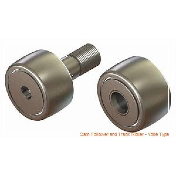 INA LR5007-2RS  Cam Follower and Track Roller - Yoke Type #1 image