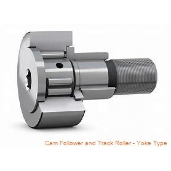 INA LFR50/5-6-2RS-RB  Cam Follower and Track Roller - Yoke Type #1 image