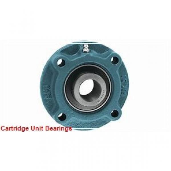 QM INDUSTRIES QMMC13J207SO  Cartridge Unit Bearings #2 image