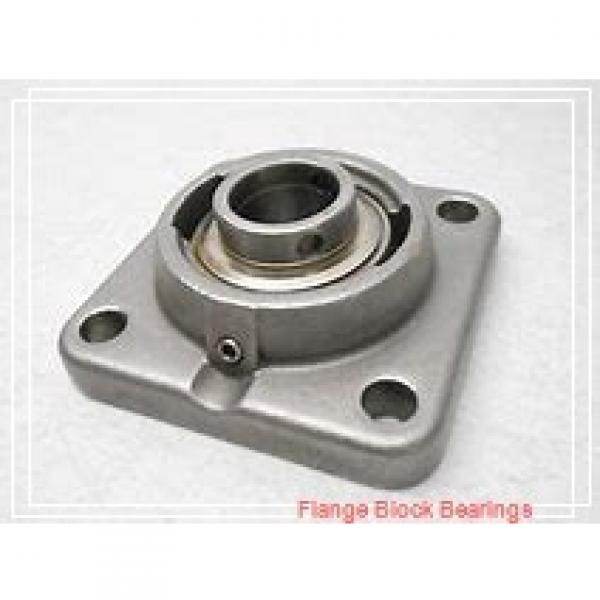LINK BELT FU339J  Flange Block Bearings #2 image