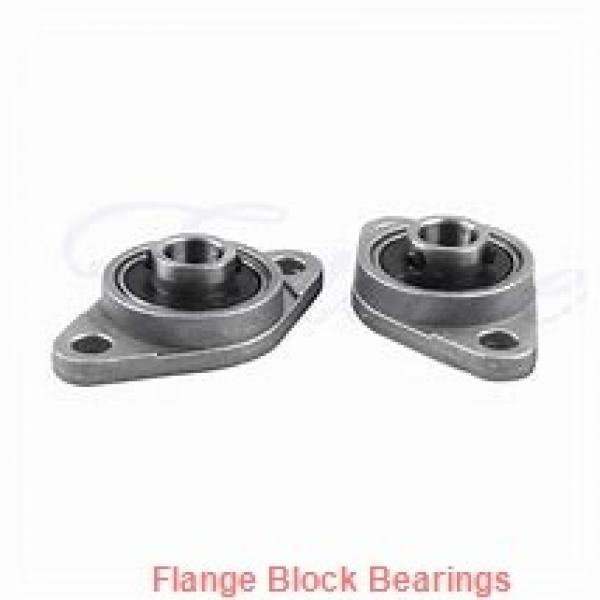 LINK BELT F3S220EK6  Flange Block Bearings #2 image