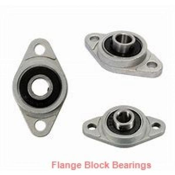 LINK BELT FEB22416H  Flange Block Bearings #2 image