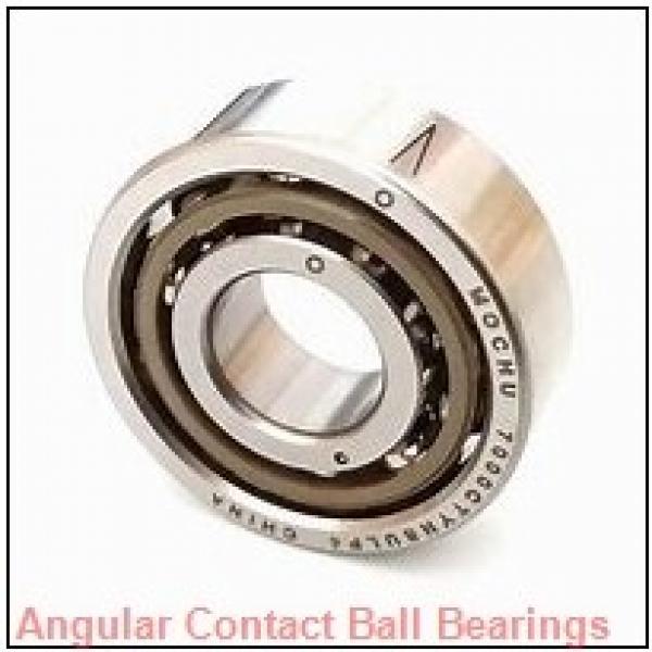 40 mm x 110 mm x 27 mm  TIMKEN 7408W  Angular Contact Ball Bearings #1 image