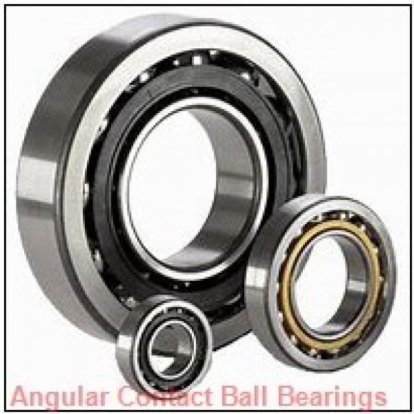 0.394 Inch | 10 Millimeter x 1.181 Inch | 30 Millimeter x 0.563 Inch | 14.3 Millimeter  SKF 3200 A-2ZTN9  Angular Contact Ball Bearings #1 image