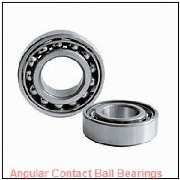 100 mm x 215 mm x 47 mm  TIMKEN 7320WN MBR  Angular Contact Ball Bearings #1 image