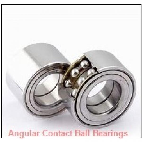 0.472 Inch | 12 Millimeter x 1.26 Inch | 32 Millimeter x 0.626 Inch | 15.9 Millimeter  SKF 3201 A-2ZTN9  Angular Contact Ball Bearings #1 image
