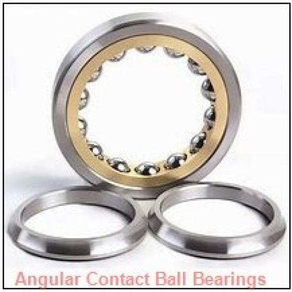 3.346 Inch | 85 Millimeter x 7.087 Inch | 180 Millimeter x 1.614 Inch | 41 Millimeter  TIMKEN 7317WN MBR SU  Angular Contact Ball Bearings #1 image