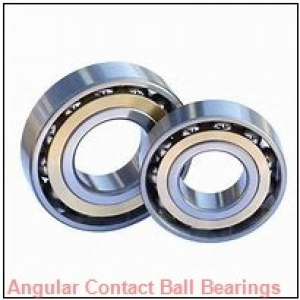 2.165 Inch | 55 Millimeter x 5.512 Inch | 140 Millimeter x 2.5 Inch | 63.5 Millimeter  SKF 5411 A/C3  Angular Contact Ball Bearings #1 image
